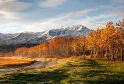 Alaska en otoño