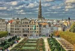 Bruselas la hermosa Capital de Bélgica