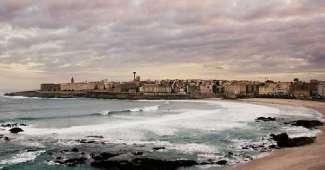 Coruña, Ciudad marinera de Galicia España