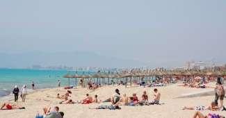 El Arenal - Playas en Mallorca, España