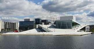 La Ópera de Oslo - Noruega