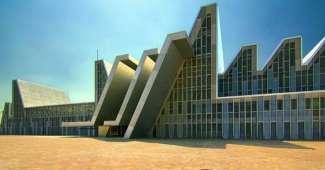 Palacio de Congresos de Aragón