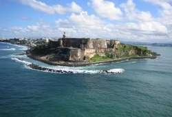 Puerto Rico - Costas del Mar Caribe