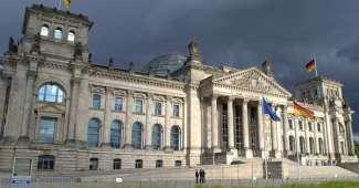 Reichstag, símbolo de la paz en Berlín