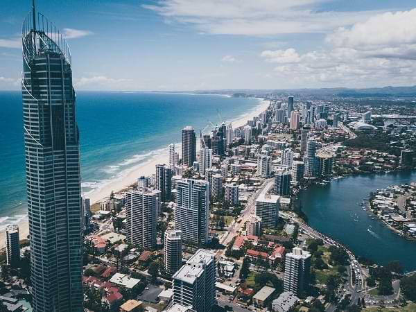 Surfers Paradise - Costa Dorada, Australia