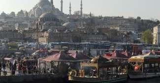 Turquía - Estambul, puente Galata
