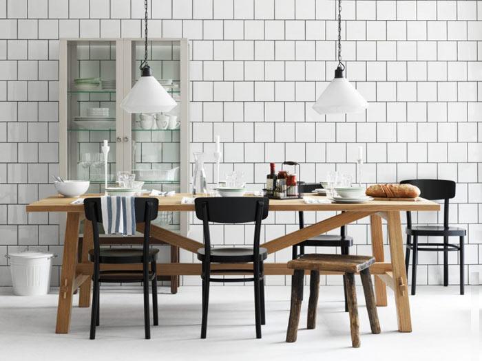 Quelle Salle A Manger Ikea 12 Modeles Pour Tous Les Gouts Envie Deco