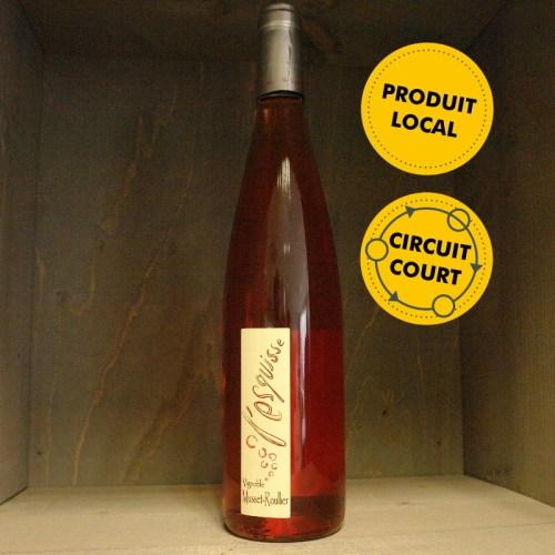 Musset-Roullier L'Esquisse Cabernet d'Anjou
