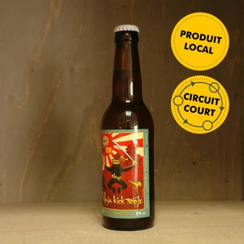 Dumnac Beers - bière Ninja Kick Triple