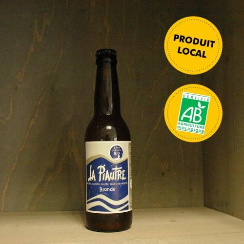 Fabrique des Bières d'Anjou - La Piautre blonde - bière blonde 33cL