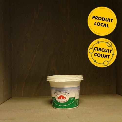 La Forte Maison - crème crue (25cl)
