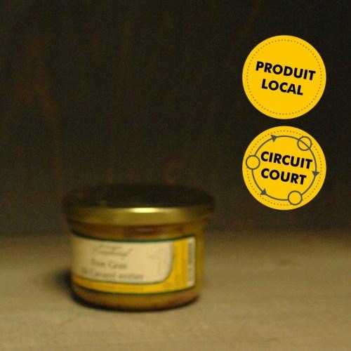 Maison Coraboeuf - foie gras de canard entier petit