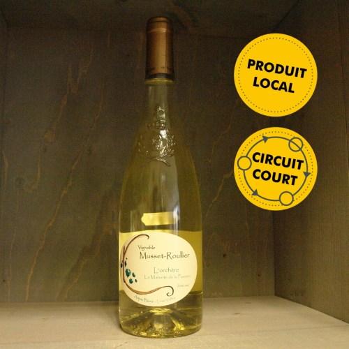 Vignoble Musset-Roullier - L'Orchère