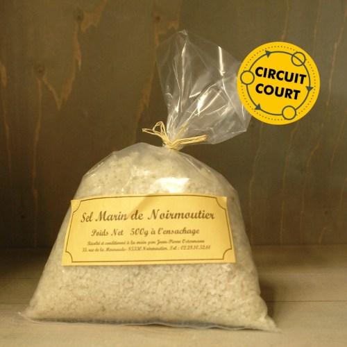 Jean-Pierre Ostermann - Gros sel de Noirmoutier (500g)