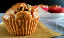 Recette de base : Muffins ou cake salé vegan
