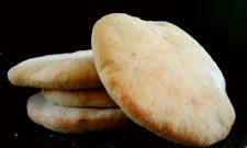 Pain Pita (Pain Libanais)