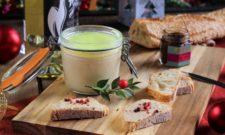 Terrine végétale festive façon foie gras