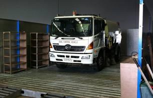 Enviroconcept, Truck Wash, Wash Bay