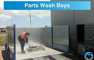 Enviroconcepts, wash bay, equipment wash