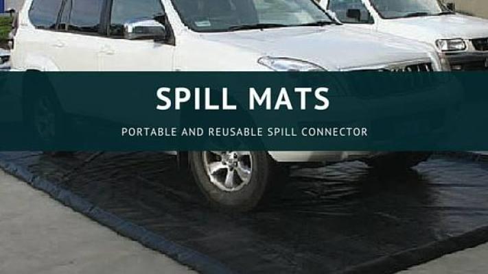 spill mats, spill bunds, enviroconcepts