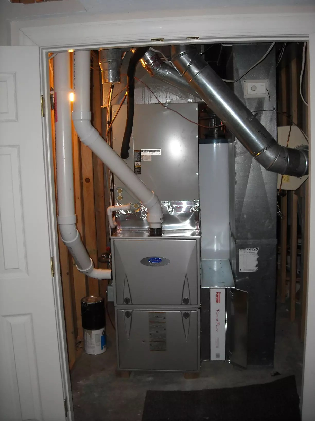 Conditioner Heating Air