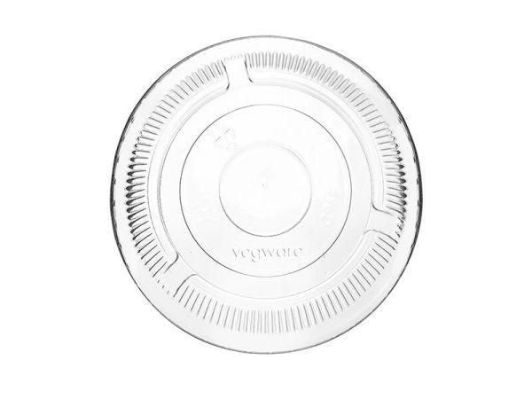 96-Series PLA flat lid, no hole