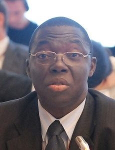 Dr Samuel Adejuwon, Director, Department of Climate Change, Federal Ministry of Environment