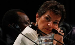 Durban Platform outcome must not rewrite UNFCCC, say developing countries Figueres 2 300x180