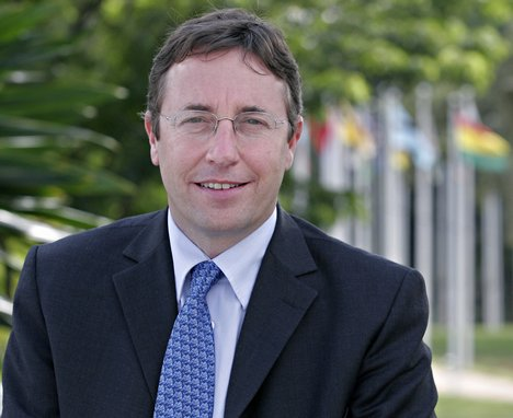 Achim Steiner, Executive Director of the United Nations Environment Programme (UNEP) and UN Under-Secretary-General