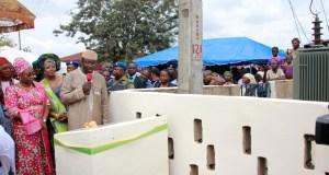 Ijan-Ilupeju Rural Electrification project