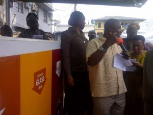 LAWMA, CCDI initiate Yaba LGA recycling bank Yaba 300x225