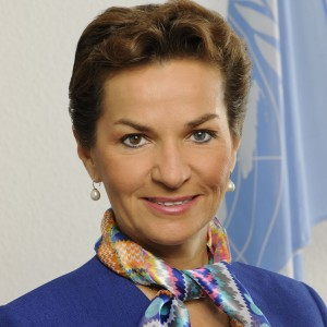 Christiana Figueres, UNFCCC Executive Secretary  UN NAMA Registry records first matched support between Austria, Georgia Figueres1