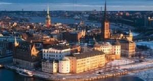 Stockholm forum explores ways to build water partnerships Stockholm Sweden 1