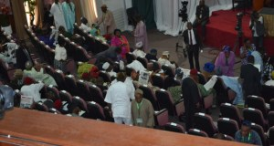 Conference rejects special court, endorses resource democracy Plenary