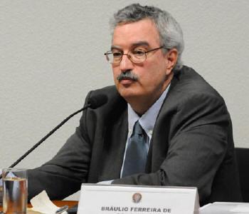 Braulio Ferreira de Souza Dias, Secretary General, Convention on Biological Diversity