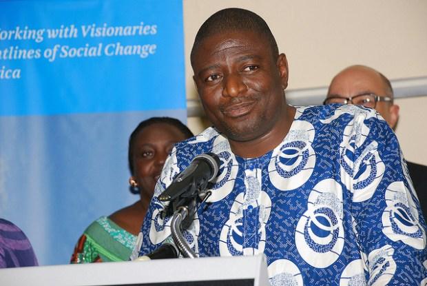 ERA/FoEN Director of Corporate Accountability Campaigns, Akinbode Oluwafemi  Government tasked on illicit tobacco trade Akinbode Oluwafemi