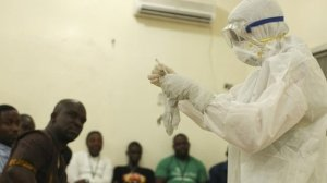 Ebola virus spreading too fast