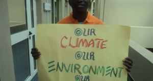 Climate change in Nigeria: Any impact? OlumidePics