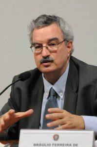 Braulio Ferreira de Souza Dias, the Executive Secretary of the Convention on Biological Diversity