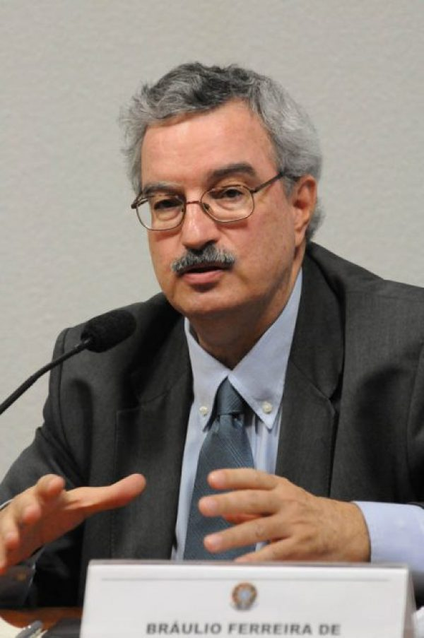 Braulio Ferreira de Souza Dias, the Executive Secretary of the Convention on Biological Diversity
