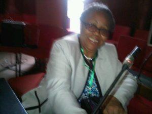 Prof Margaret Okorodudu-Fubara of the Obafemi Awolowo University, le-Ife