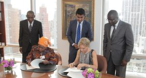 Rockefeller Foundation, African Union Commission to catalyse African development  RFAUC2