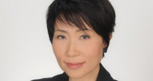 Naoko Ishii, CEO of GEF  Paris Agreement: Our fate is in our hands – Naoko Ishii naoko ishii gefceo HP