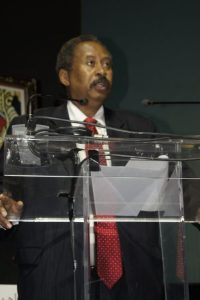Dr Abdalla Hamdok