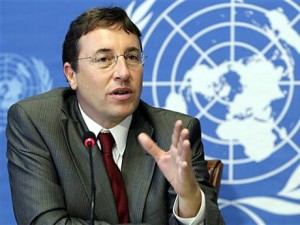 Achim Steiner of the United Nations Environment Programme (UNEP)