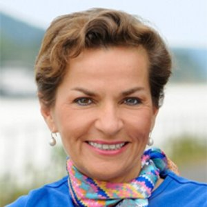 Christiana Figueres of the United Nations Framework Convention on Climate Change (UNFCCC)