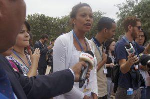 Die 5  Mass 'die-in' protests as Lima climate talks end Die 5 300x199