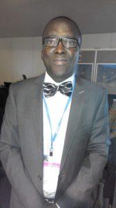 Dr Olayinka Ohunakin (Covenant University, Ota)