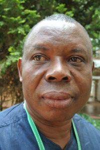 Dr Sunday Makinde of the Lagos State University, Ojo