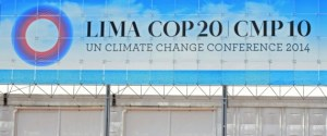 Welcome to COP20 in Lima, Peru. Photo credit: huffingtonpost.com